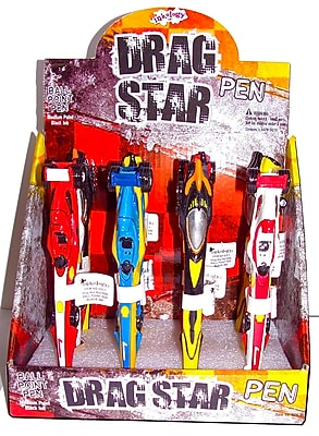 Inkology Drag Star Pen