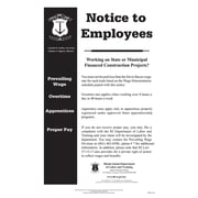 ComplyRight™ RI Notice to Employee State Contract Poster