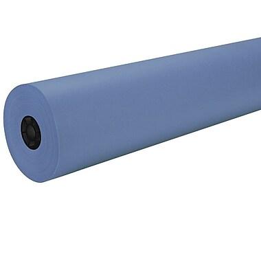 Pacon® – Rouleau de papier ignifuge, 36 po x 1000 pi, 50 lb, bleu