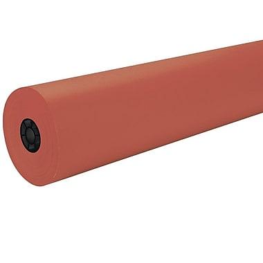 Pacon® – Rouleau de papier ignifuge, 36 po x 1000 pi, 50 lb, rouge
