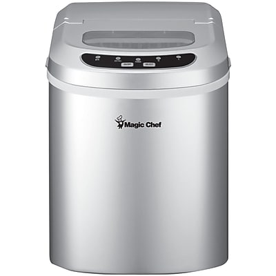 Magic Chef 27 lb. Countertop Ice Maker