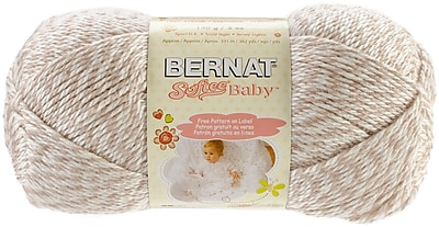 Spinrite® Bernat® Softee Baby Yarn, Solids, Little Mouse