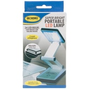 Edmunds 24 Light Super Bright Portable LED Lamp, White