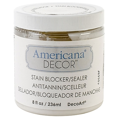 DecoArt® Americana® Decor™ 8 oz. Decor Stain Blocker/Sealer, Clear
