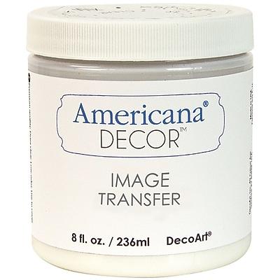 Deco Art® Americana® Decor™ 8 oz. Decor Image Transfer Medium, Clear