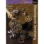 "Search Press ""Steampunk Jewellery"" Paperback Book"