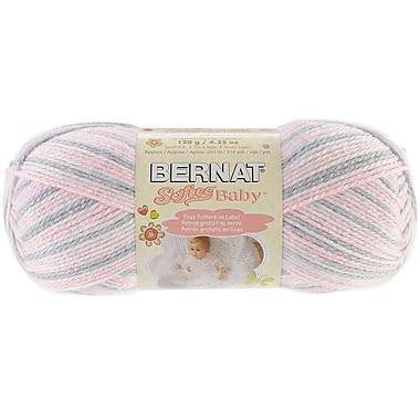 Spinrite® Bernat® Softee Baby Yarn, Ombres, Pink Flannel