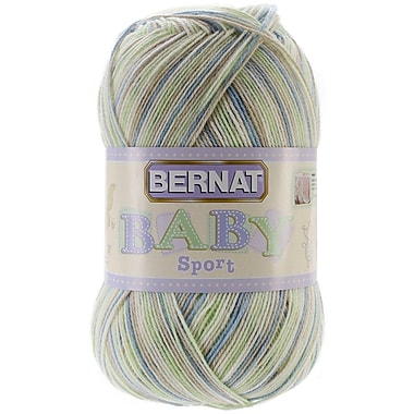 Spinrite® Bernat® Baby Sport Big Ball Yarn, Ombres, Blue Jeans