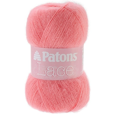 Spinrite® Patons® Lace Yarn, Calypso Coral