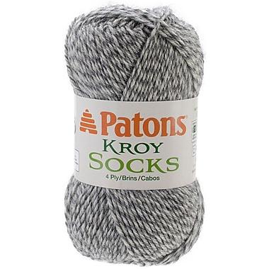 Spinrite® Patons® Kroy Socks Yarn, Grey Marl