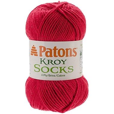 Spinrite® Patons® Kroy Socks Yarn, Red