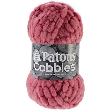 Spinrite® Patons® Cobbles Yarn, Dreamy Pink