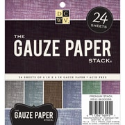 """Diecuts With A View 6"""" x 6"""" Specialty Stack, Gauze"""