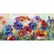 "Yosemite ""Flower Garden"" Canvas Art"