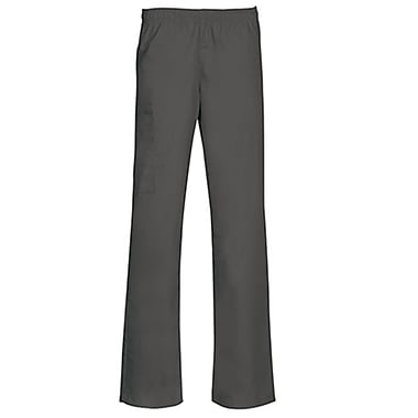 Core 9016 Full Elastic Cargo Pant, Pewter, Regular XS