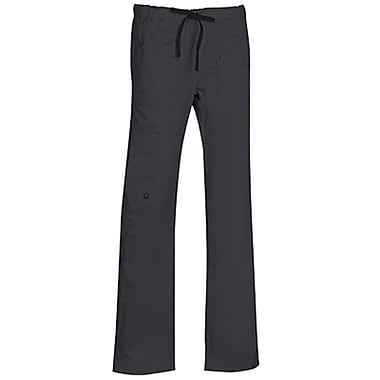 Blossom 9202 Multi-Pocket Utility Cargo Pant, Charcoal, Regular S