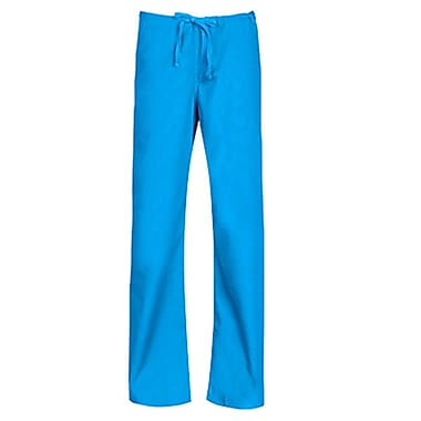 Pantalons à cordon sans couture unisexe 9006 de la collection Core, bleu Malibu
