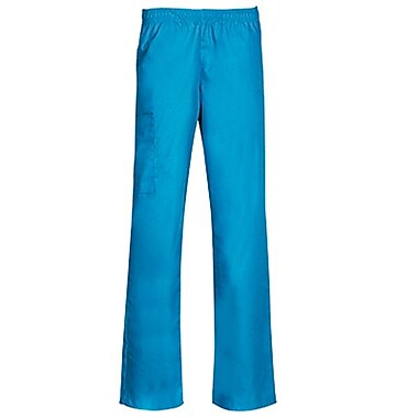 Core 9016 Full Elastic Cargo Pant, Malibu Blue, Regular XL