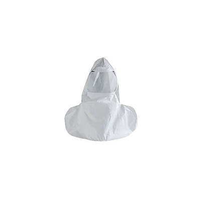 Honeywell North Safety Tyvek Bibbed Replacement Hood 1162326