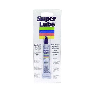 Super Lube® Synthetic Grease Lubricant, 1/2 oz. Tube
