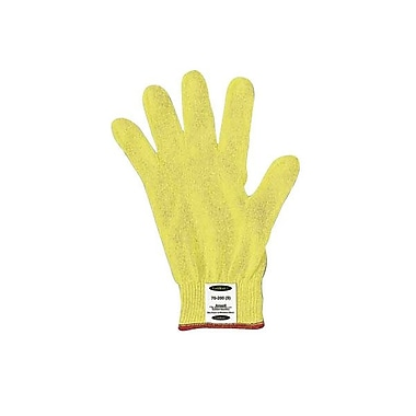 Ansell® GoldKnit® DuPont™ Kevlar Light Weight Cut Resistant Gloves, Yellow, Size 9