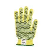 Ansell® GoldKnit® DuPont™ Kevlar Medium Weight Cut Resistant Gloves, Yellow, Size 9