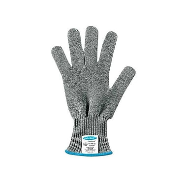 Ansell® PolarBear® PawGard® DSM Dyneema Lined Knitted Uncoated Gloves, White/Gray, Large