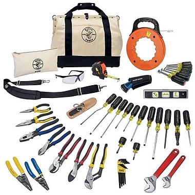 Klein Tools® Journeyman Tool Set, 41 Pieces