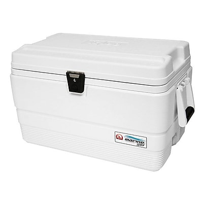 Igloo Marine Ultra Cooler, 54 Quart, White 1161684