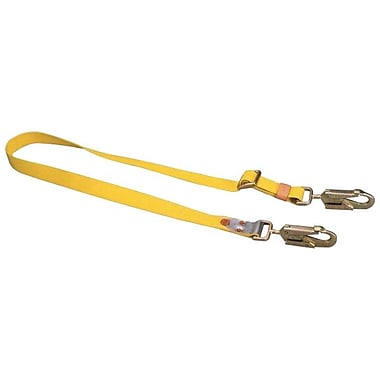 Miller® 6' Nylon Safety Restraint Lanyard Pole Strap