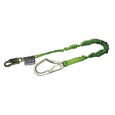 Miller® 6' Stretchable Web Lanyard, Green