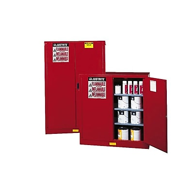 Justrite® Sure Grip® Safety Cabinet For Combustibles