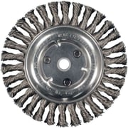 "PFERD Advance Brush 8"" Full Cable Twist Knot Wheel Brush"