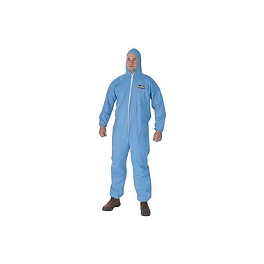 KleenGuard® A65 Flame Resistant Protective Coverall, Blue, 3X-Large