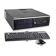 HP Compaq 8200 Elite Refurbished Desktop Computer, Intel i5 (HP8200SFF.4GB.320GB.WIN10)