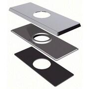Danze 4'' Centerset Square Cover Plate; Chrome