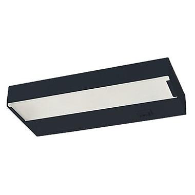 NICOR Lighting 21.5'' Xenon Under Cabinet Bar Light; Black