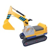 Vroom Rider Ride-on Tracks Excavator Construction Vehicle