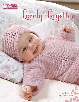 Lovely Layettes (Leisure Arts #4976)