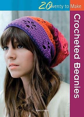 Crocheted Beanies (Twenty to Make)