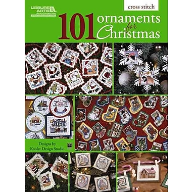 101 Ornaments for Christmas (Leisure Arts #5849)