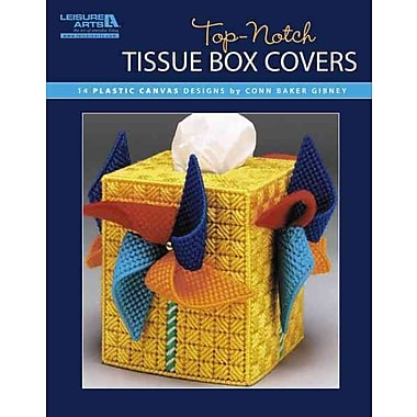 Top-Notch Tissue Box Covers (Leisure Arts #5828)