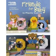 Friends for Baby in Plastic Canvas (Leisure Arts #5831)