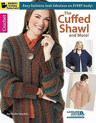 The Cuffed Shawl & More (Leisure Arts Crochet)
