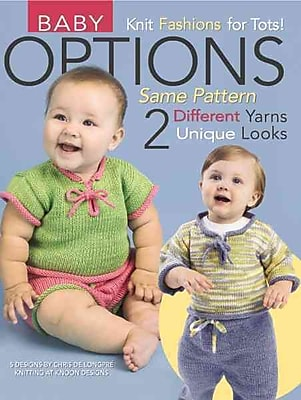 Options Baby (Leisure Arts #4678)