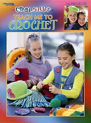 Cool Stuff : Teach Me to Crochet : 14 Projects