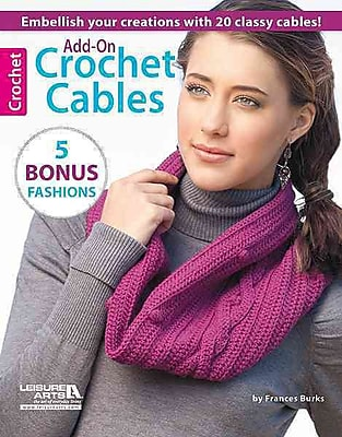 Add-On Crochet Cables