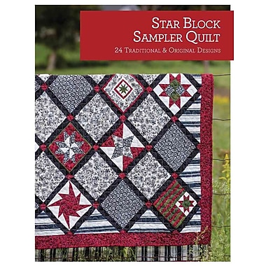Star Block Sampler Quilt: 24 Traditional and Original Designs (Quilt Essentials)