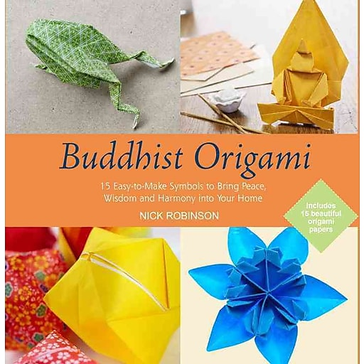 Buddhist Origami 15 Easy To Make Origami Symbols For Gifts And