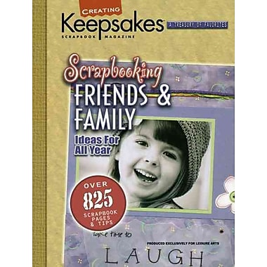 Leisure Arts Leisure Arts, Scrapbooking Friends And Family